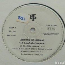 Discos de vinilo: ARTURO SANDOVAL - LA GUARAPACHANGA. Lote 223359757