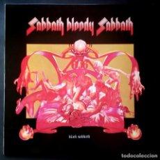 Discos de vinilo: BLACK SABBATH - SABBATH BLOODY SABBATH - LP REEDICION VINILO DE COLOR - VERTIGO. Lote 223368337