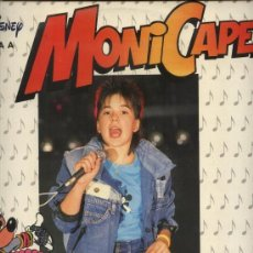 Discos de vinilo: MONI CAPEL - TOTALLY MINNIE / BERNI / SI QUIERES SER CAMPEON .- MAXI-SINGLE SPAIN 1987. Lote 223369470