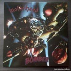 Discos de vinilo: MOTORHEAD - BOMBER - LP REEDICION - BRONZE. Lote 223379435