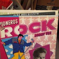 Discos de vinilo: LOTE 3 DISCOS PIONEROS DEL ROCK THE BEACH BOYS, BOBBY VEE, THE VENTURES. Lote 223400065