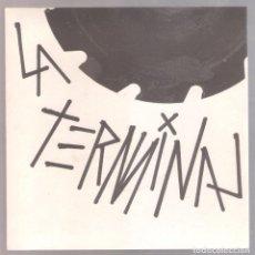 Discos de vinilo: LA TERMINAL - ESTA AL CAER (SINGLE 7'' SOLO PARA PUNKS 2011) PUNK. Lote 223404275