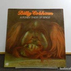 Discos de vinilo: DISCO VINILO LP. BILLY COBHAM - A FUNKY THIDE OF SINGS. EDICIÓN FRANCIA. 33 RPM.. Lote 223409165