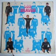 Discos de vinilo: ILUSTRISIMOS BRAVOS LOS BRAVOS COLUMBIA PRIMERA EDICION ESPAÑOLA 1969 LP VINILO. Lote 223409430