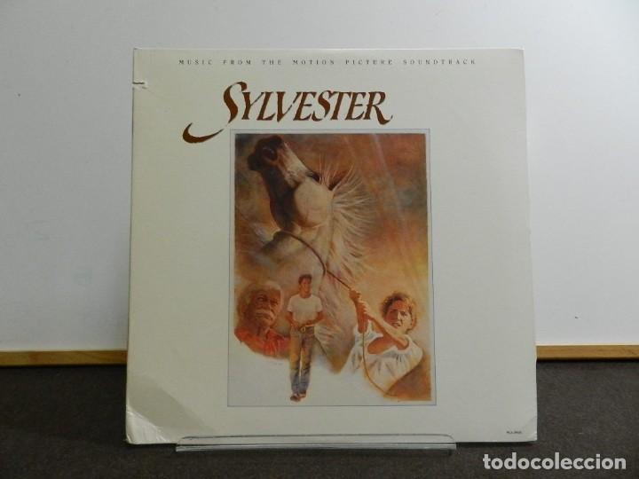 DISCO VINILO LP. VARIOS - SYLVESTER. EDICIÓN ESTADOS UNIDOS USA. 33 RPM. (Música - Discos - LP Vinilo - Bandas Sonoras y Música de Actores )