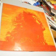 Discos de vinilo: LP CARLOS SANTANA Y BUDDY MILES EN DIRECTO. CBS 1972 SPAIN CARPETA DOBLE (ALGÚN DEFECTO, LEER). Lote 223417436