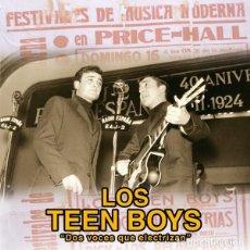Discos de vinilo: LOS TEEN BOYS * LP VINILO * DOS VOCES QUE ELECTRIZAN * PRECINTADO!! * RARE. Lote 223420363