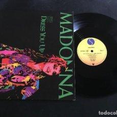 "Disques de vinyle: MADONNA – DRESS YOU UP - 12"" GERMANY. Lote 223431702"