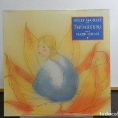 Disques de vinyle: DISCO VINILO LP. MARK ISHAM - THUMBELINA. EDICIÓN ESTADOS UNIDOS USA. 33 RPM.. Lote 223436386