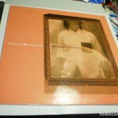 Discos de vinilo: LP STEVE WINWOOD. REFUGEES OF THE HEART. VIRGIN 1990 UK FUNDA INTERIOR (PROBADO, BIEN, BUEN ESTADO). Lote 223437886