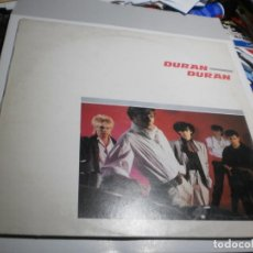 Disques de vinyle: LP DURAN DURAN. EMI 1981 SPAIN (PROBADO Y BIEN). Lote 223440331