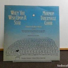Discos de vinilo: DISCO VINILO LP. COLUMBIA SYMPHONY ORCHESTRA - WHEN YOU WISH UPON A STAR. EDICIÓN HOLANDA. 33 RPM.. Lote 223443445