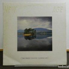 Discos de vinilo: DISCO VINILO LP. TIM CROSS - CLASSIC LANDSCAPE. EDICIÓN CANADÁ. 33 RPM.. Lote 223448368