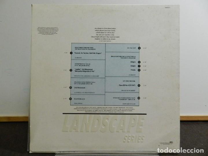 Discos de vinilo: DISCO VINILO LP. TIM CROSS - CLASSIC LANDSCAPE. EDICIÓN CANADÁ. 33 RPM. - Foto 2 - 223448368