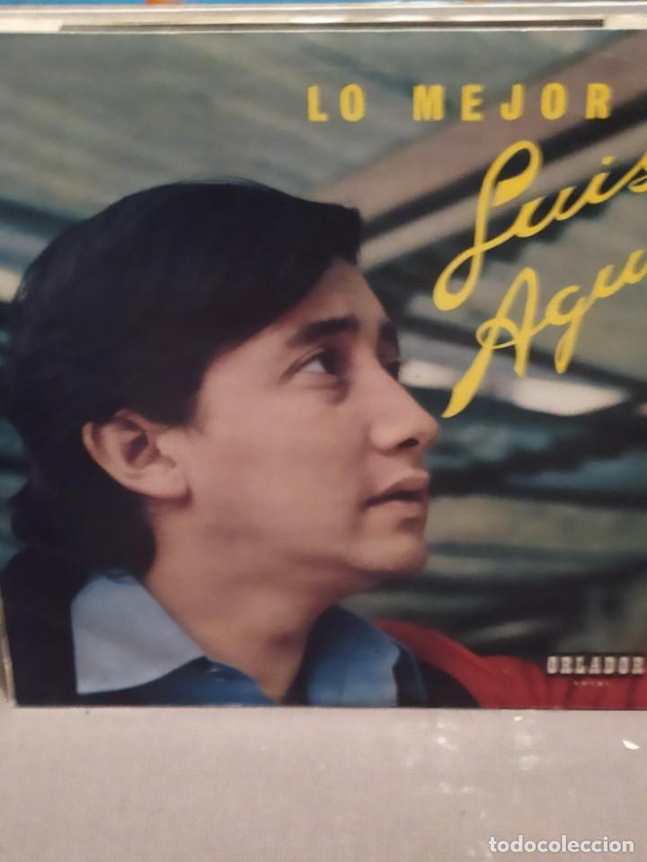 LO MEJOR DE LUIS AGUILE, ORLADOR 1969, ED CIRCULO DE LECTORES (Música - Discos - LP Vinilo - Solistas Españoles de los 50 y 60)