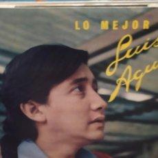 Discos de vinilo: LO MEJOR DE LUIS AGUILE, ORLADOR 1969, ED CIRCULO DE LECTORES. Lote 223452225