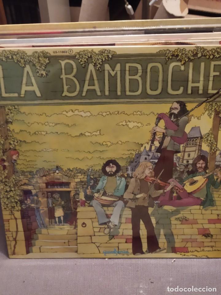 BAMBOCHE , GUIMBARDA 1979, ED ESPAÑA INCLUYE LIBRETO (Música - Discos - LP Vinilo - Étnicas y Músicas del Mundo)