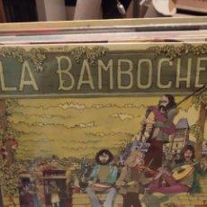 Discos de vinilo: BAMBOCHE , GUIMBARDA 1979, ED ESPAÑA INCLUYE LIBRETO. Lote 223453287