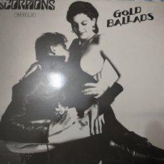 Discos de vinilo: SCORPIONS MINI LP. Lote 223455645
