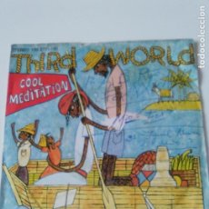 Discos de vinilo: THIRD WORLD COOL MEDITATION ( 1978 ISLAND GERMANY ). Lote 223457441