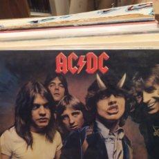 Discos de vinilo: AC / DC: HIGHWAY TO HELL -ED ESPAÑA HISPAVOX S 90178 , ACDC. Lote 223460458