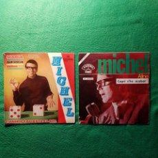 Discos de vinilo: MICHEL TELONERO DE BEATLES 2 DISCOS 1 EN CATALAN EN OFERTA OPORTUNIDAD COLECCIONISTAS. Lote 223492370