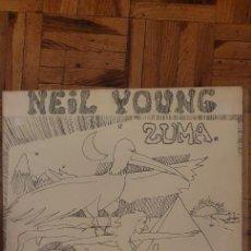 Discos de vinilo: NEIL YOUNG & CRAZY HORSE – ZUMA SELLO: REPRISE RECORDS – 54 057 FORMATO: VINYL, LP, ALBUM PAÍS: FR. Lote 223492936