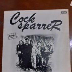 Disques de vinyle: COCK SPARRER. Lote 223499605