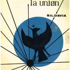 Discos de vinilo: LA UNIÓN - KLOW / SILDAVIA - MAXI SINGLE 1984. Lote 223502207