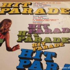 Discos de vinilo: LOS AQUARIUS LP HIT PARADE 1969 LATIN JAZZ INSTRUMENTAL HAMMOND SPAIN. Lote 223518122