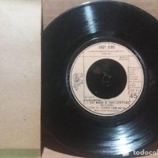 Discos de vinilo: ANDY GIBB / I JUST WANNA BE YOUR EVERYTHING / SINGLE 7 INCH. Lote 223518557