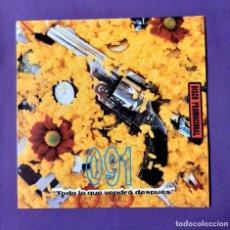 Discos de vinilo: 091 - TODO LO QUE VENDRÁ DESPUÉS. LP. 1995 POP QUARK. PRIMERA EDICIÓN. PROMOCIONAL.. Lote 223519310