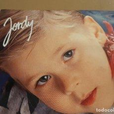 Discos de vinilo: JORDY-VERSAILLES SONY-CBS 'DUR DUR D'ENTRE BEBE/ALISON/LES BOULES...' 1993. Lote 223519481