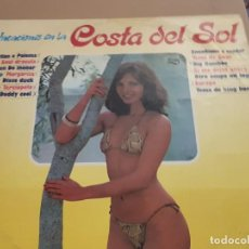 Discos de vinilo: VINILO VACACIONES EN LA COSTA DEL SOL. Lote 223522686