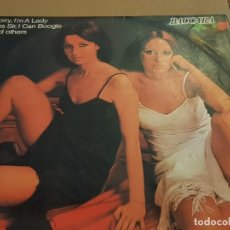 Discos de vinilo: BACCARA- SORRY I,M A LADY-YES SIR, I CAN BOOGIE & OTHERS. Lote 223522987
