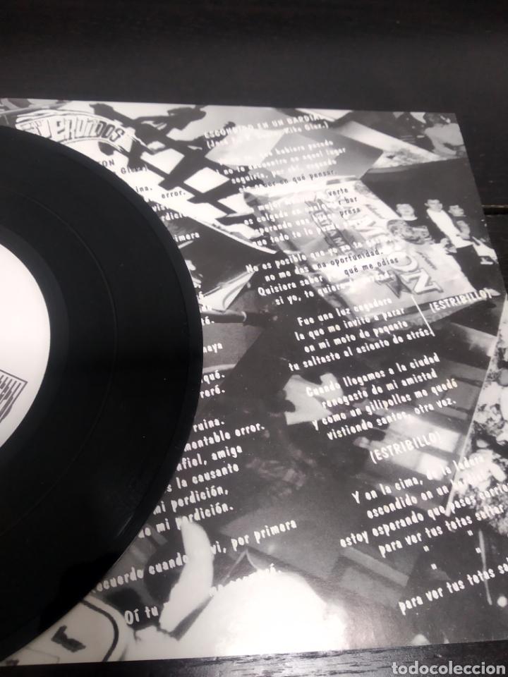Discos de vinilo: LOS PERDIDOS. EP. ESCONDIDO EN UN BARDIAL. - Foto 4 - 223528157