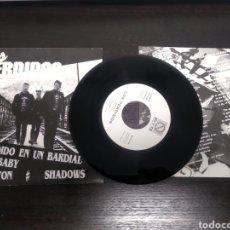 Discos de vinilo: LOS PERDIDOS. EP. ESCONDIDO EN UN BARDIAL.. Lote 223528157