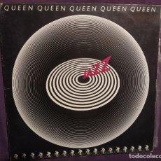 Discos de vinilo: QUENN - JAZZ. EMI. 1978. GATEFOLD. FREDDY MERCURY. EDICIÓN ESPAÑOLA. Lote 223533826