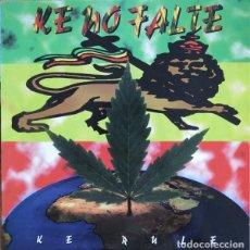 """Discos de vinilo: """"KE RULE"""" - LP DEL GRUPO DE REGGAE VASCO """" KE NO FALTE""""-ORIGINAL ANALÓGICO SPAIN 1995. Lote 223536112"""