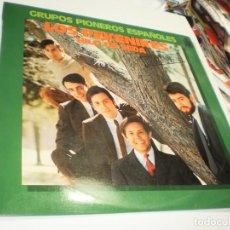 Discos de vinilo: LP LOS PEKENIKES. HILO DE SEDA. HISPAVOX 1978 SPAIN (PROBADO, BIEN, BUEN ESTADO). Lote 223545415