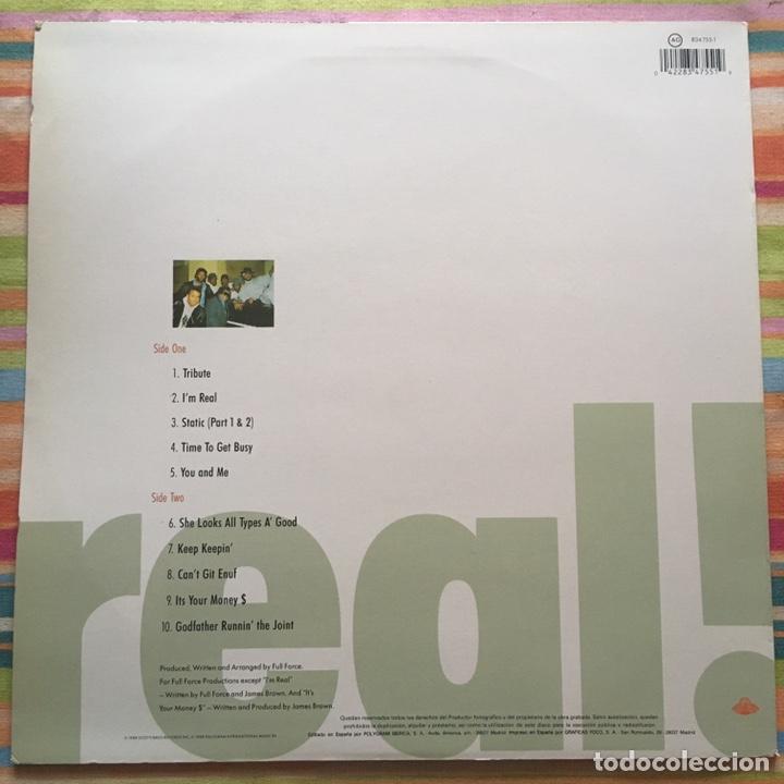 Discos de vinilo: JAMES BROWN IM REAL LP EDIC ESPAÑA MUY BIEN CONSERVADO - Foto 2 - 223554573