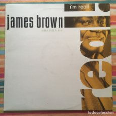 Discos de vinilo: JAMES BROWN I'M REAL LP EDIC ESPAÑA MUY BIEN CONSERVADO. Lote 223554573