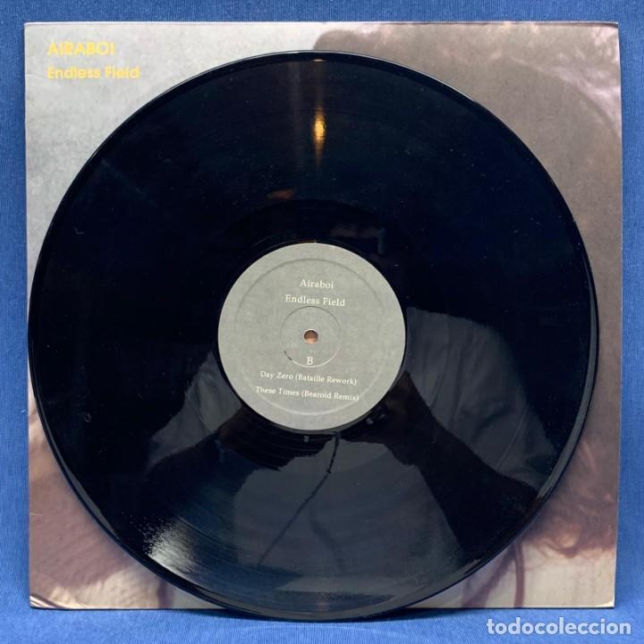 Discos de vinilo: LP - VINILO AIRABOI - ENDLESS FIELD - ESPAÑA - AÑO 2016 - Foto 2 - 223555443