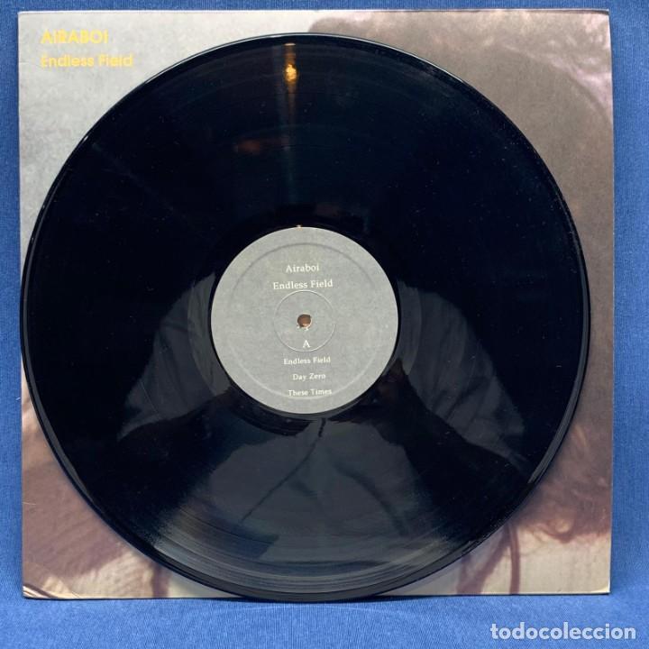 Discos de vinilo: LP - VINILO AIRABOI - ENDLESS FIELD - ESPAÑA - AÑO 2016 - Foto 3 - 223555443