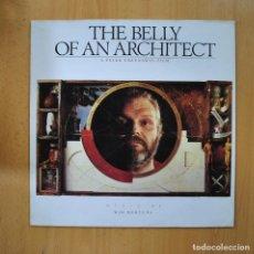 Discos de vinilo: WIM MERTENS - THE BELLY OF AN ARCHITECT - LP. Lote 295453123
