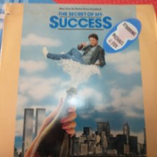 Discos de vinilo: THE SECRET OF MY SUCCESS LP. Lote 223556647