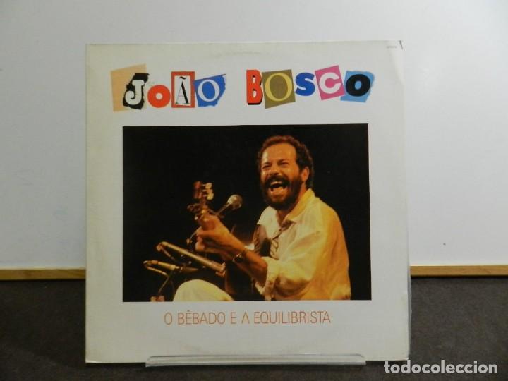 DISCO VINILO LP. JOÃO BOSCO - O BEBADO E A EQUILIBRISTA. EDICIÓN BRASIL. 33 RPM. (Música - Discos - LP Vinilo - Grupos y Solistas de latinoamérica)