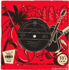 Discos de vinilo: TETE MONTOLIÚ. SINGLE 33 RXM. CLUB INTERNACIONAL DEL DISCO 1961. Lote 223587240