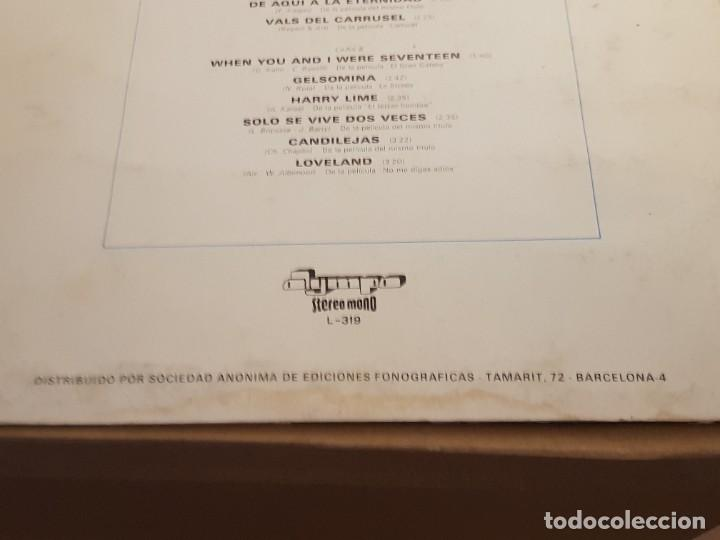 Discos de vinilo: ORQ. DIMITRI PAPADOPOULOS – GRANDES EXITOS DEL CINE VOL. 5 - LP SPAIN 1975 - OLYMPO - SOPHIA LOREN - Foto 3 - 223623121