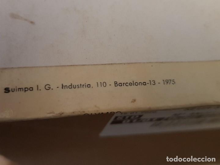 Discos de vinilo: ORQ. DIMITRI PAPADOPOULOS – GRANDES EXITOS DEL CINE VOL. 5 - LP SPAIN 1975 - OLYMPO - SOPHIA LOREN - Foto 4 - 223623121
